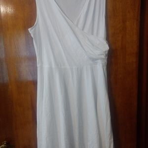 Slig White Dress XL